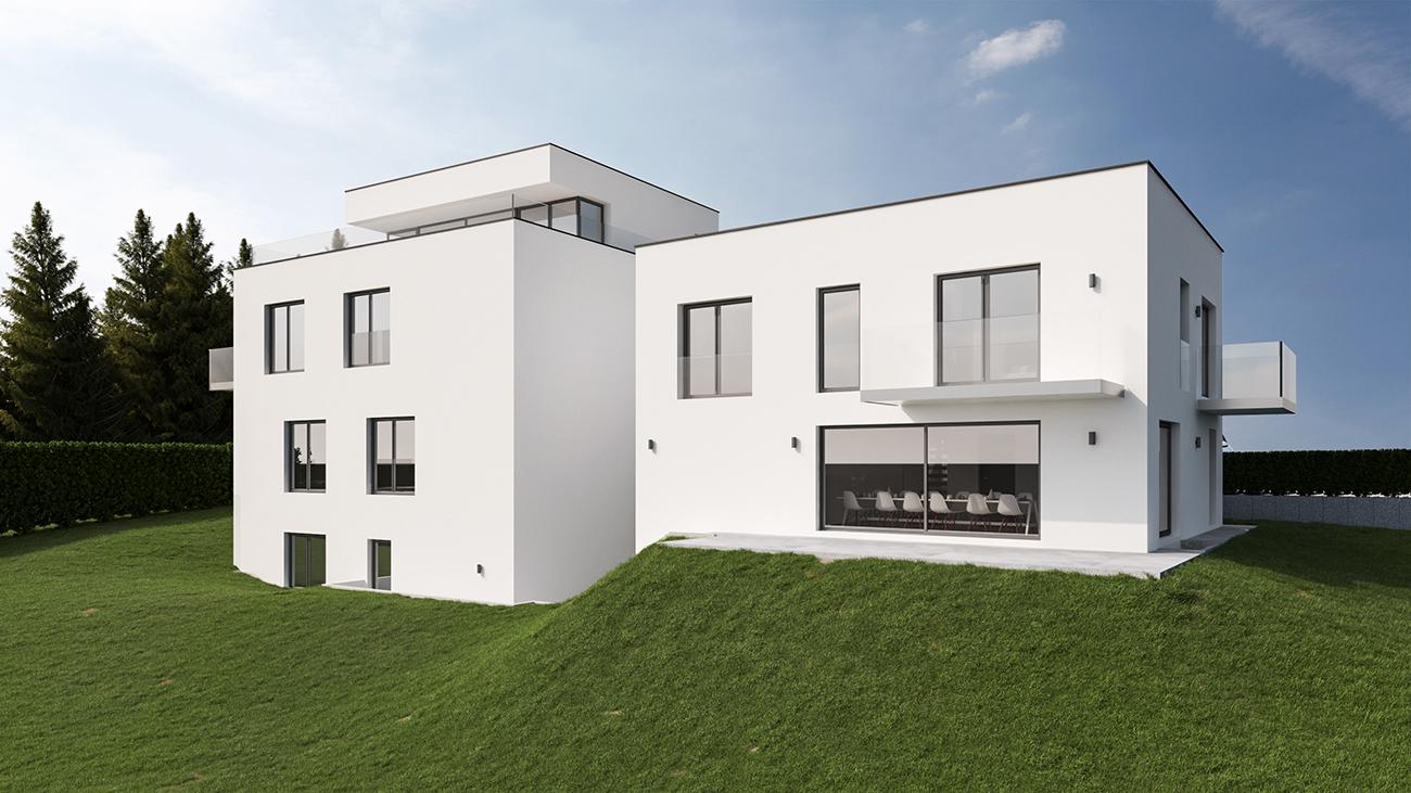 ram architectes – Construction habitation – Poliez-Pittet – A
