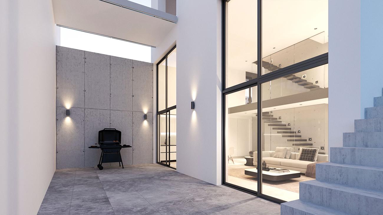 ram architectes – Construction habitation – Poliez-Pittet – C