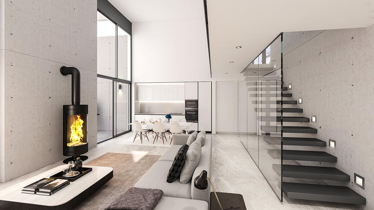 ram architectes – Construction habitation – Poliez-Pittet – E
