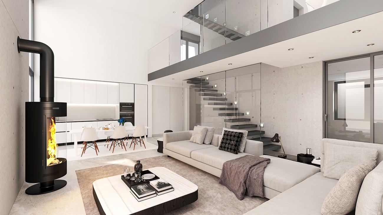 ram architectes – Construction habitation – Poliez-Pittet – F