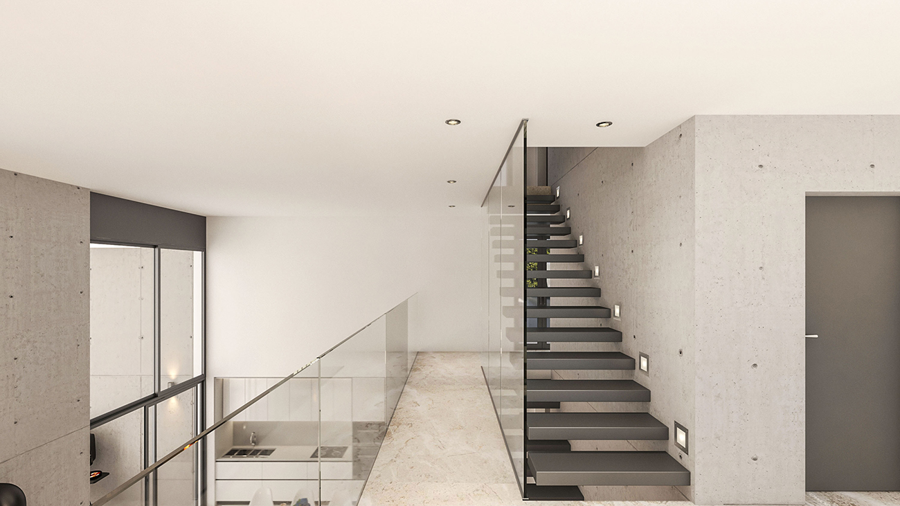 ram architectes – Construction habitation – Poliez-Pittet – G