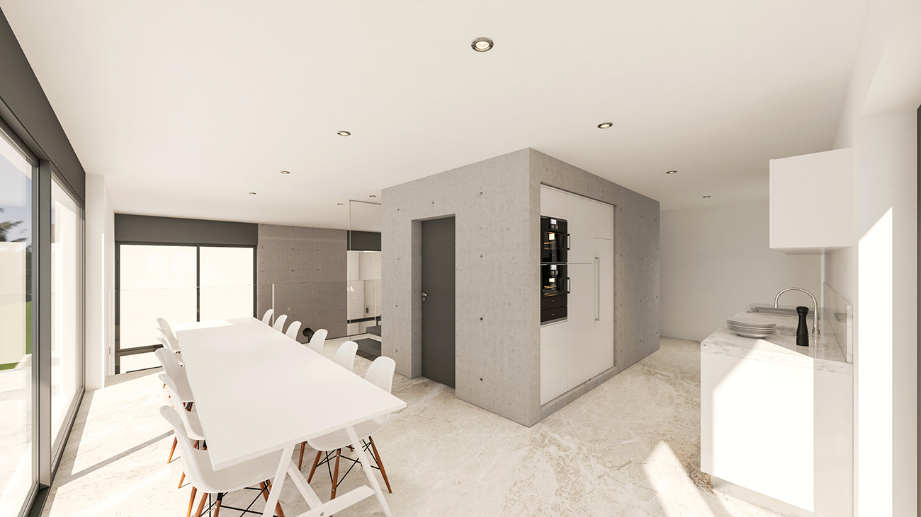 ram architectes – Construction habitation – Poliez-Pittet – H